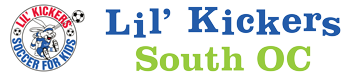 Lil' Kickers South OC Logo